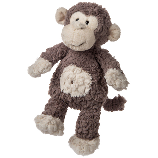 Grey Putty Monkey - 12""