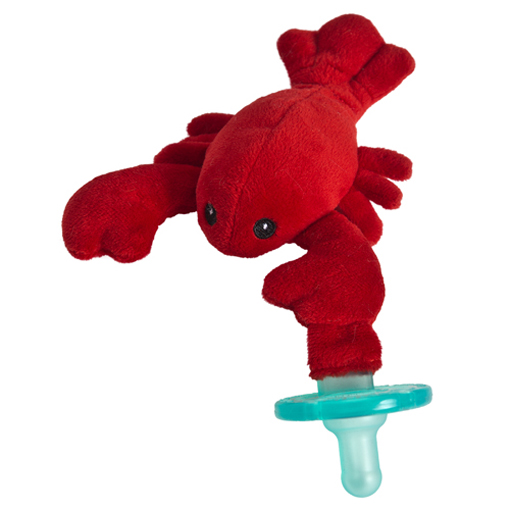 Lobbie Lobster WubbaNub Pacifier - 6""