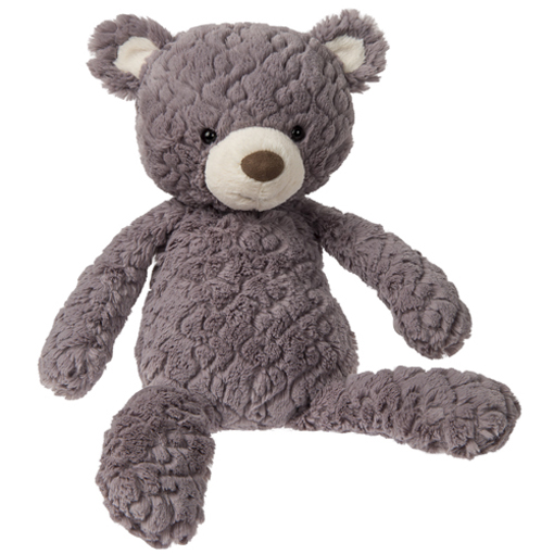 Grey Putty Bear - 20""
