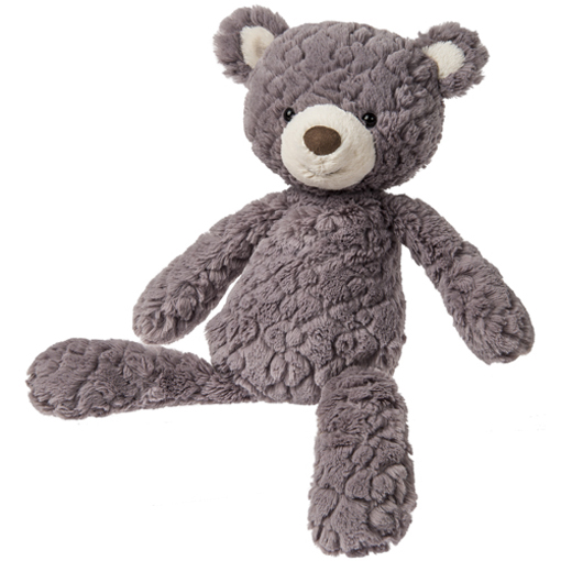 Grey Putty Bear - 17""