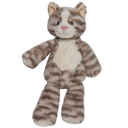 Marshmallow Cleo Kitty - 13""