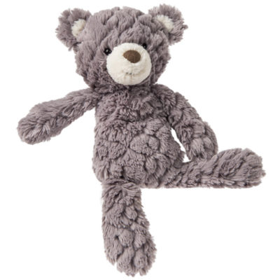 Grey Putty Bear - 11""