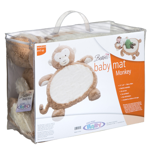 Monkey Baby Mat To Go