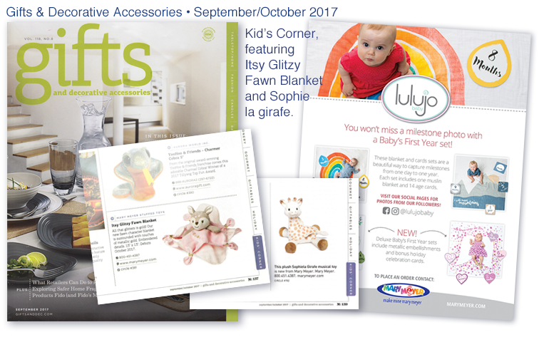 Gifts & Decorative Accessories - September/October 2017