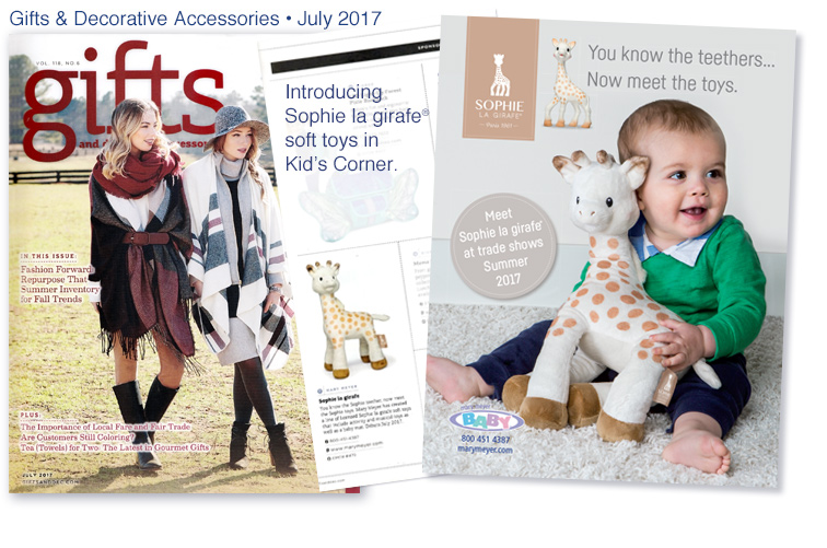 Gifts & Decorative Accessories - July 2017