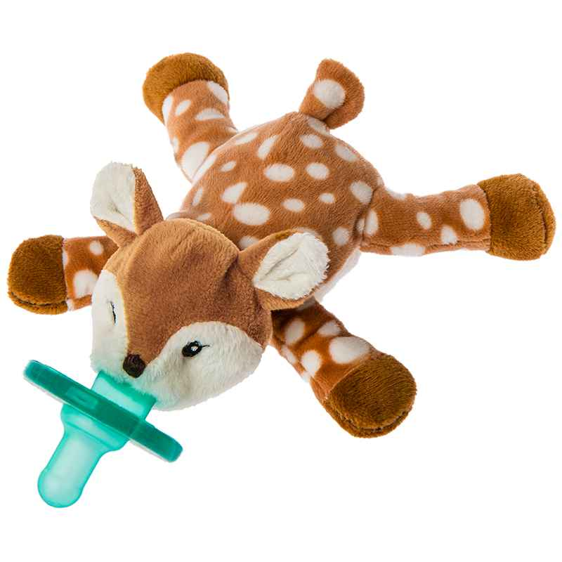 43052 Mary Meyer Amber Fawn WubbaNub Pacifier