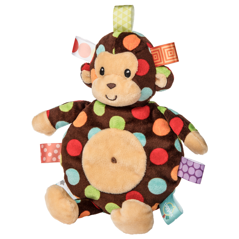 39715 Taggies Dazzle Dots Cookie Crinkle - 11""