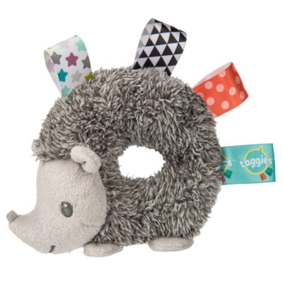 Taggies Heather Hedgehog Rattle