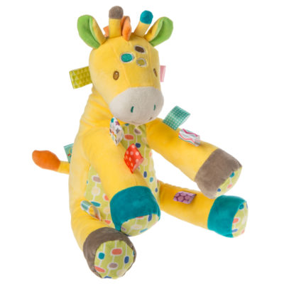 40225 Taggies Gumdrops Giraffe Soft Toy - 12""