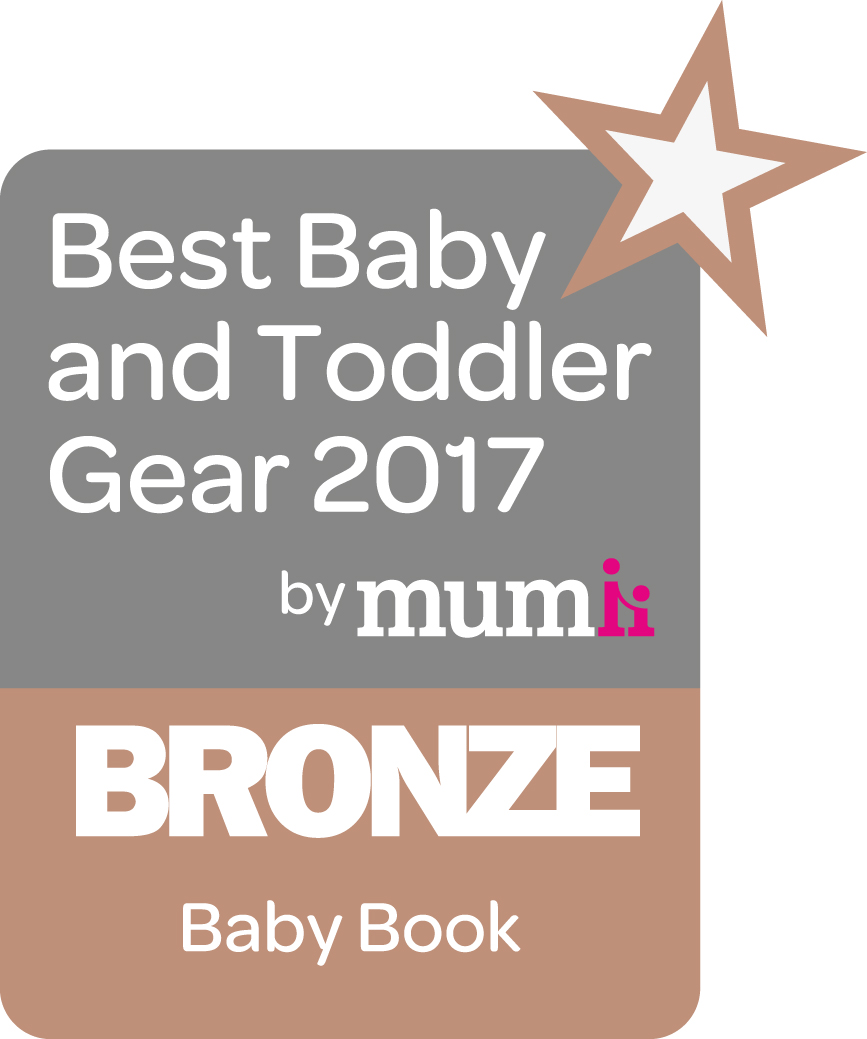 Taggies Buddy Dog Soft Book - Bronze Mumii Baby Book