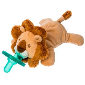 """Afrique Lion WubbaNub Pacifier - 6"""""""