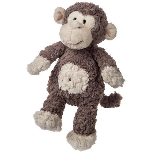"Grey Putty Monkey - 12"""