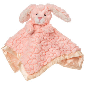 Putty Nursery Bunny Character Blanket - 13x13""