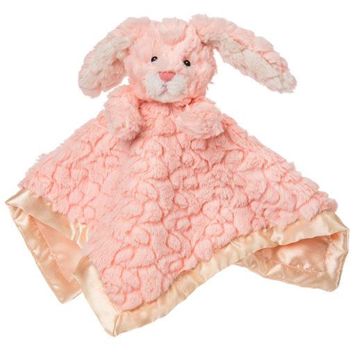 "Putty Nursery Bunny Character Blanket - 13x13"""
