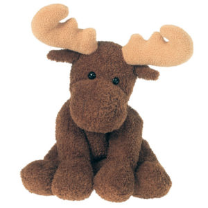 "Sweet Marlon Moose - 9"""