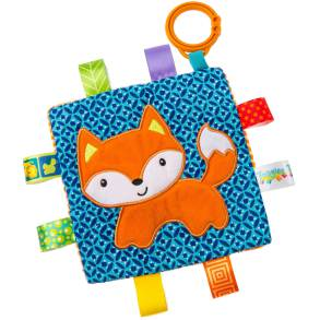 "TAGGIES™ Crinkle Me Fox - 6.5x6.5"" #40070 £4.46"