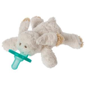 "Oatmeal Bunny WubbaNub Pacifier - 6"""