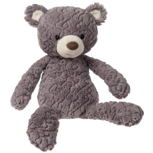 """Grey Putty Bear - 20"""""""