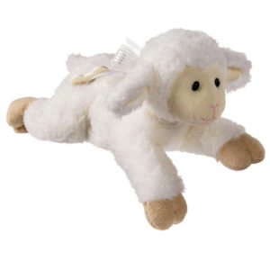 Melody Wind-Up Musical Lamb - 12""