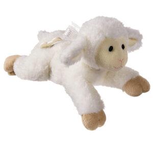 "Melody Wind-Up Musical Lamb - 12"""