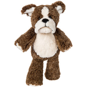 Marshmallow Junior Bradley Bulldog - 9""