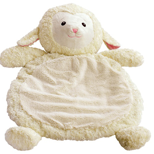 Lamb Baby Mat 31 23 Mary Meyer Stuffed Toys
