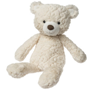 Cream Putty Bear - 17""