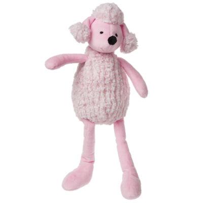 """Talls Pink Poodle - 13"""""""