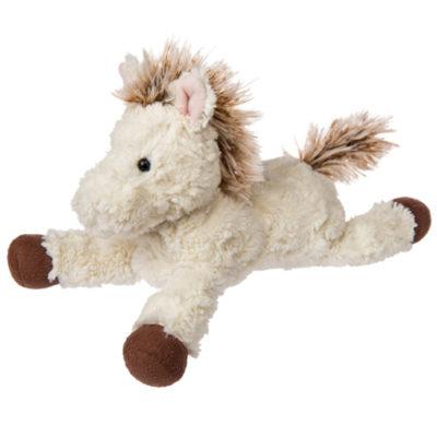 """FabFuzz Hazel Horse - 9"""""""