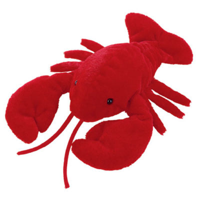 Flip Flop Larry Lobster - 12""