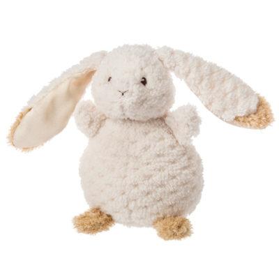"""Oatmeal Bunny Rattle - 5"""""""