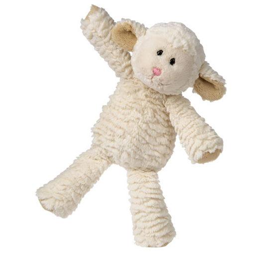 """Marshmallow Lamb - 13"""""""