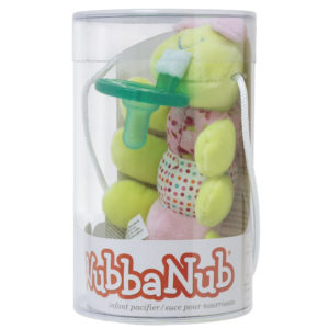 35270 Cutsie Caterpillar WubbaNub Pacifier