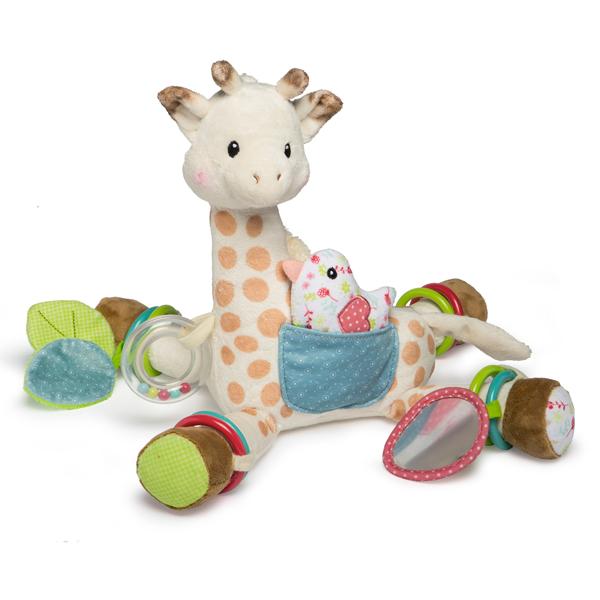 "27520 Mary Meyer Sophie la girafe – Activité - 14"""