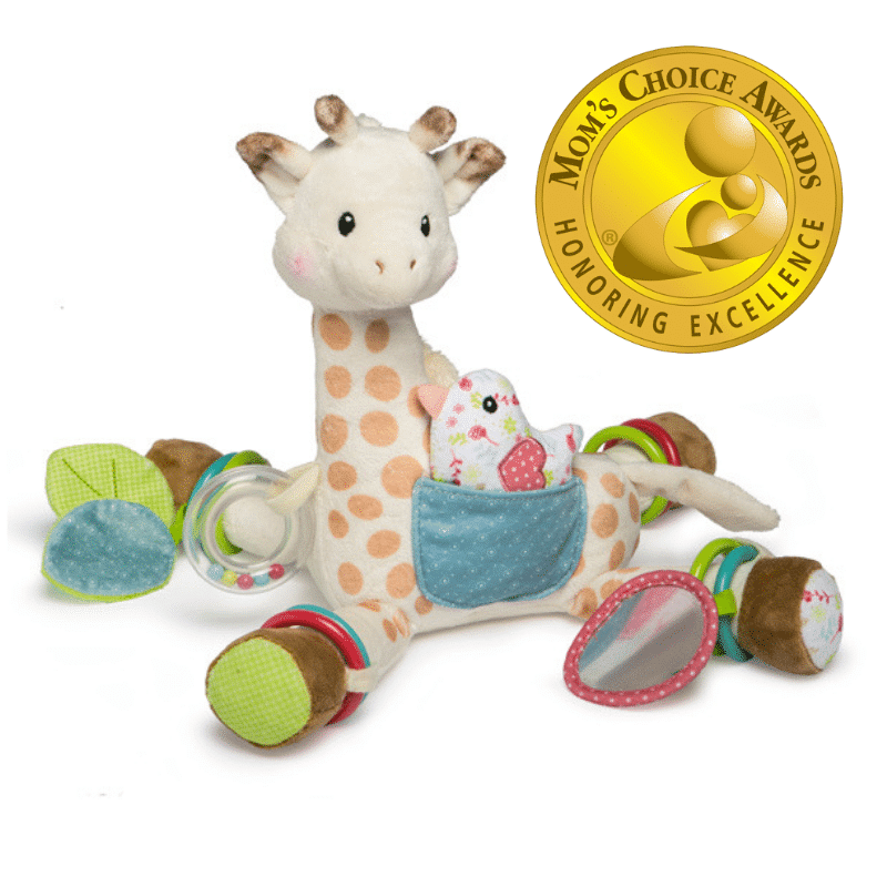 Sophie La Girafe Activite 14 Mary Meyer Stuffed Toys