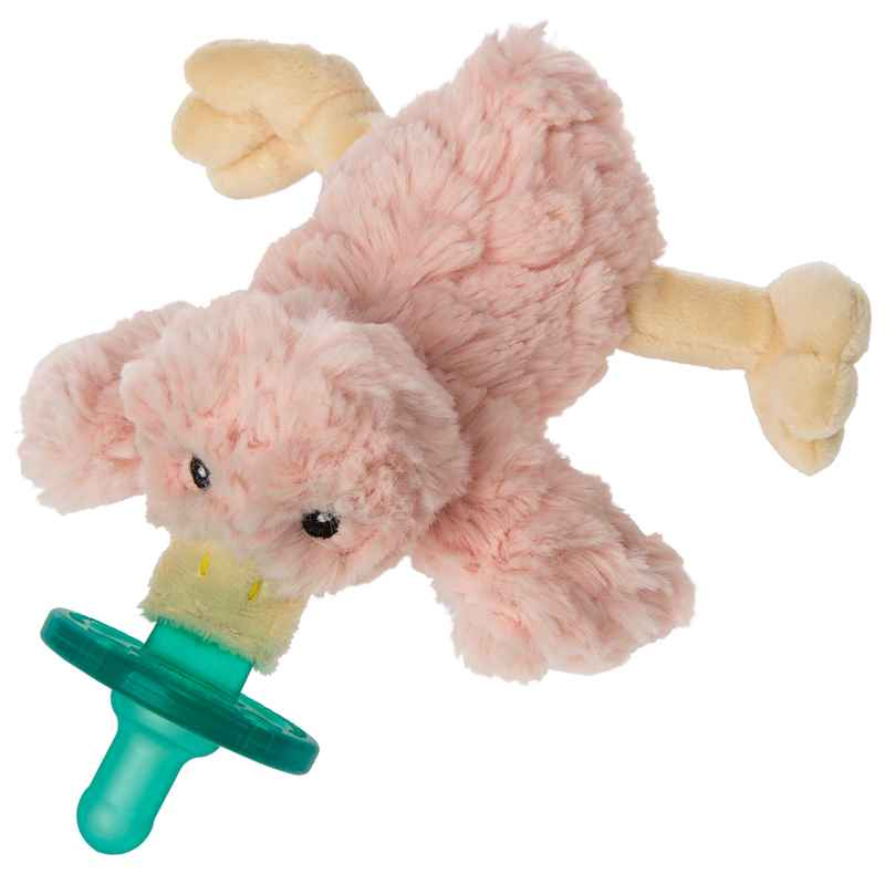 42682 Mary Meyer Blush Putty Duck WubbaNub Pacifier