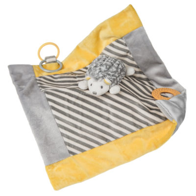 "Sunshine Hedgehog Character Blanket - 13x13"" #43035"
