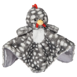 "Rocky Chicken Character Blanket - 12x12"" #43040"