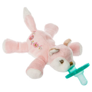 Mary Meyer Itsy Glitzy Fox WubbaNub Pacifier #43102