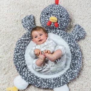 Rocky Chicken Baby Mat