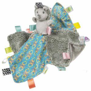 40206 Taggies Heather Hedgehog Character Blanket