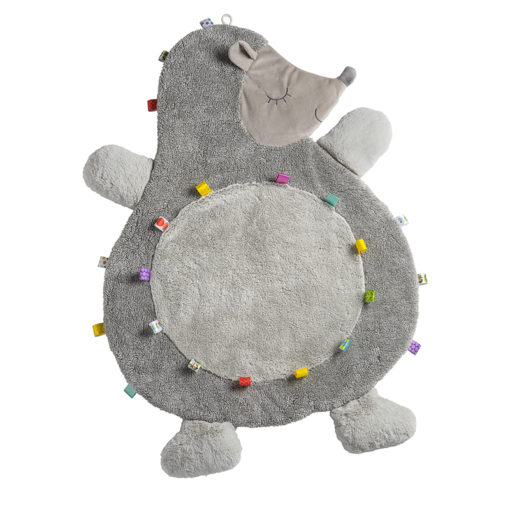 40208 Taggies Heather Hedgehog Baby Mat