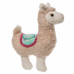 43060 Lily Llama Rattle
