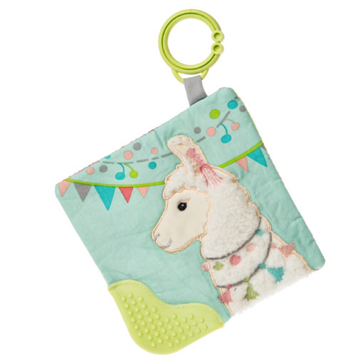 43061 Lily Llama Crinkle Teether
