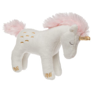 43070 Twilight Baby Unicorn Rattle