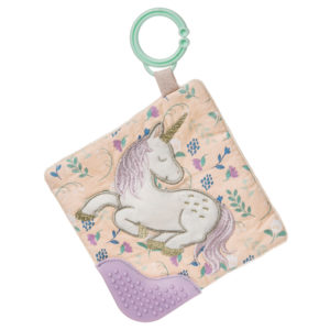 43071 Twilight Baby Unicorn Crinkle Teether