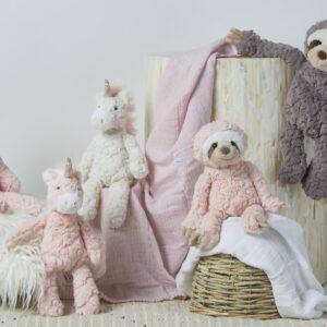 Putty Sloths & Unicorns