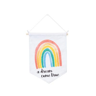 LJ930 Dream Nursery Banner