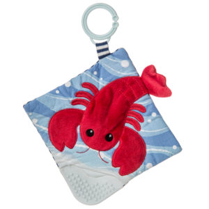 25391 Lobbie Lobster Crinkle Teether