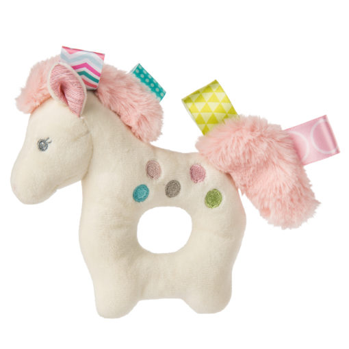 40230 Taggies Painted Pony Rattle
